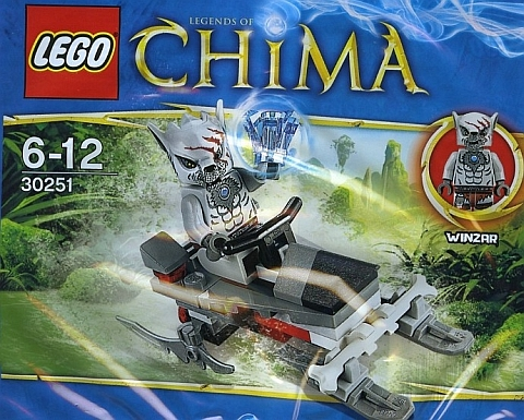 #30251 LEGO Legends of Chima Polybag