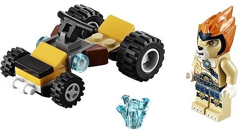 #30253 LEGO Legends of Chima Leonidas Polybag