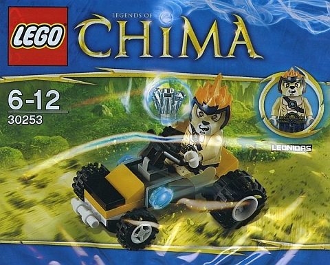 #30253 LEGO Legends of Chima Polybag