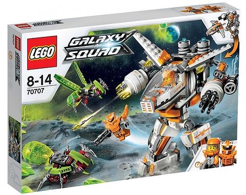 #70707 LEGO Galaxy Squad