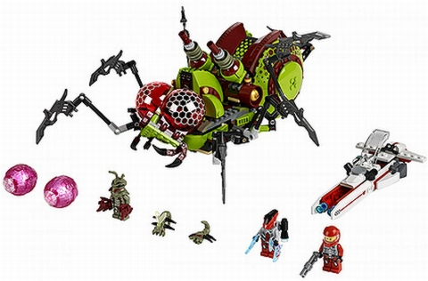 #70708 LEGO Galaxy Squad Set