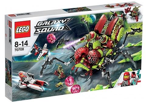 #70708 LEGO Galaxy Squad