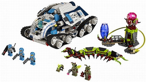 #70709 LEGO Galaxy Squad Set