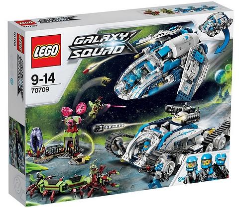 #70709 LEGO Galaxy Squad