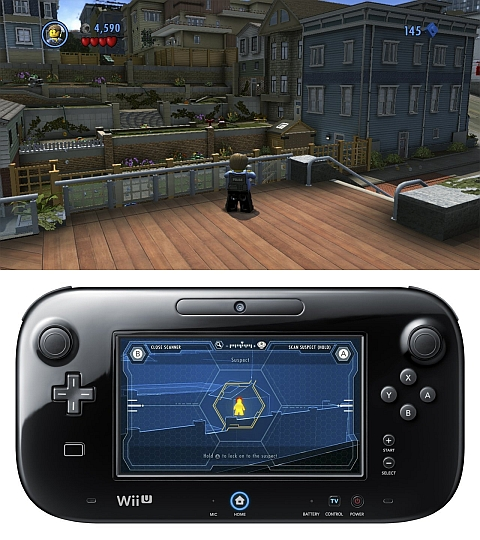 LEGO City Undercover Video Game