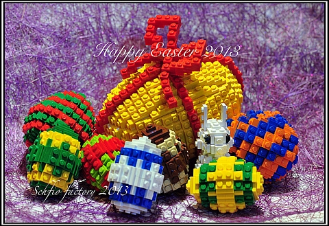LEGO Easter 2013 by Schfio