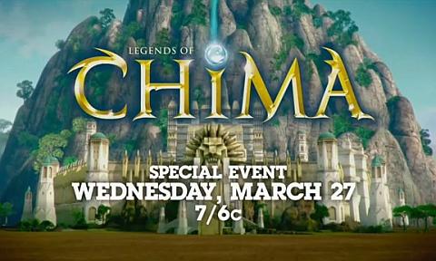 LEGO Legends of Chima Premier