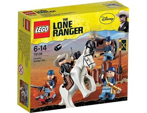 LEGO Lone Ranger Cavalry Builder Box