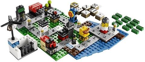 LEGO Micro Building in LEGO City Alarm