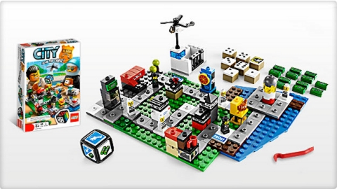 LEGO Micro Building in LEGO Games