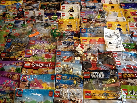 LEGO Polybag Collection by atkinsar