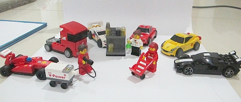 LEGO Polybag Shell Sets