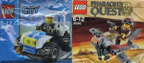LEGO Polybags