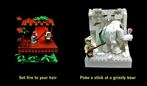 LEGO Star Wars Dumb Ways to Die 1
