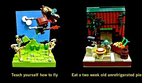 LEGO Star Wars Dumb Ways to Die 3