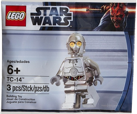 LEGO Star Wars TC-14 Package