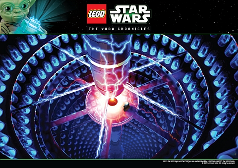 LEGO Star Wars Yoda Chronicles Poster 3