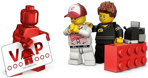 LEGO VIP - Earn Double Points