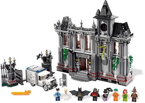 #10937 LEGO Arkham Asylum Breakout