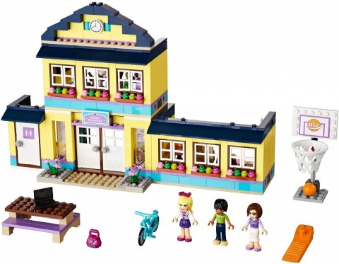 #41005 LEGO Friends School