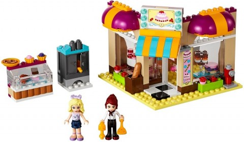 #41006 LEGO Friends Bakery