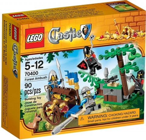 #70400 LEGO Castle Forest Ambush