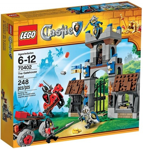#70402 LEGO Castle Gatehouse Raid