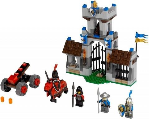 #70402 LEGO Castle Gatehouse Raid Details
