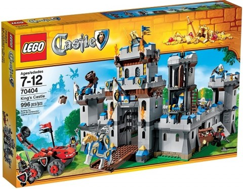#70404 LEGO Castle King's Castle