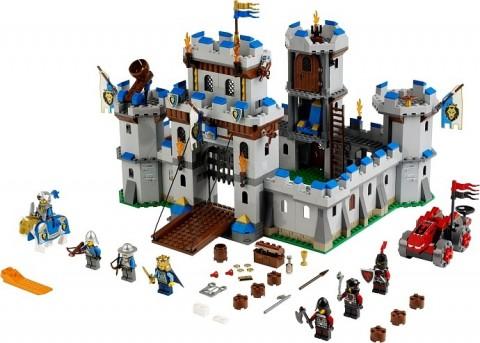 #70404 LEGO Castle King's Castle Details