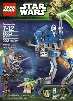 #75002 LEGO Star Wars Set Review