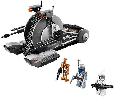 #75015 LEGO Star Wars Details