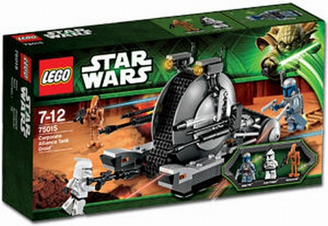 #75015 LEGO Star Wars Set
