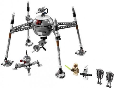 #75016 LEGO Star Wars Details