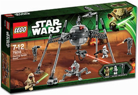 #75016 LEGO Star Wars Set