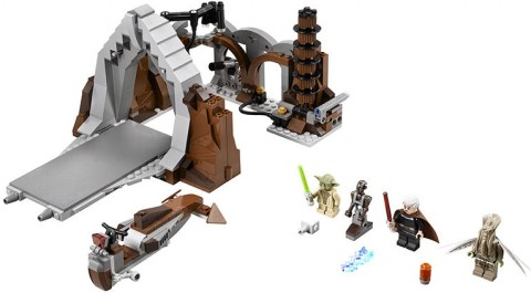 #75017 LEGO Star Wars Details