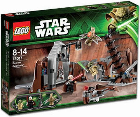 #75017 LEGO Star Wars Set
