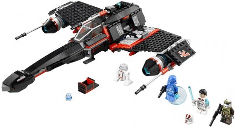 #75018 LEGO Star Wars Details