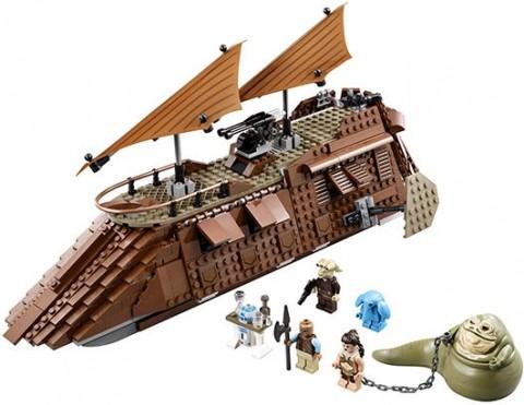 #75020 LEGO Star Wars Details