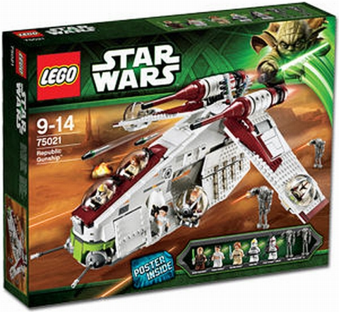 #75021 LEGO Star Wars Set