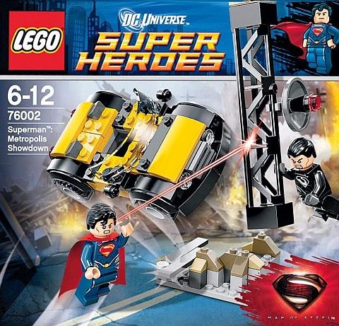 #76002 LEGO Super Heroes Superman
