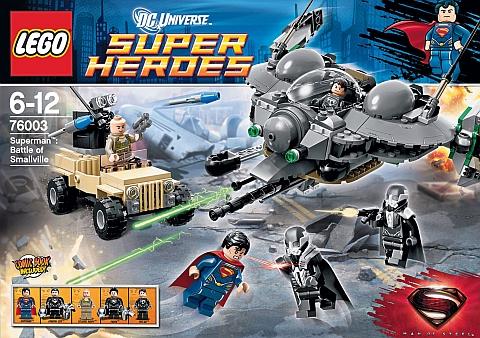 #76003 LEGO Super Heroes Superman
