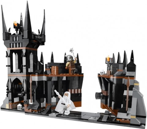 #79007 LEGO Lord of the Rings Battle at the Black Gate Back