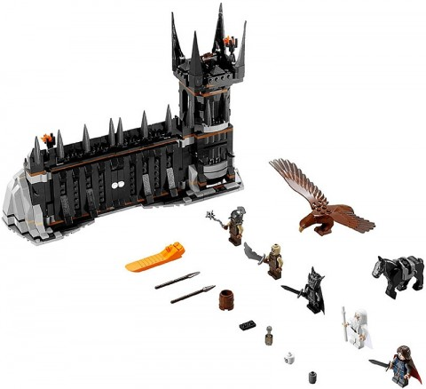 79007 LEGO Lord of the Rings Battle at the Black Gate Details
