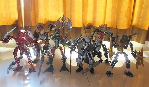 Fikko's Bionicle MOCs