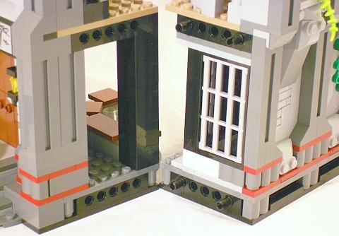 LEGO Arkham Asylum Review - Details