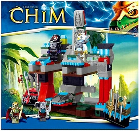 LEGO Clone Brand Legends of Chima