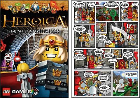LEGO Comics - Heroica 2