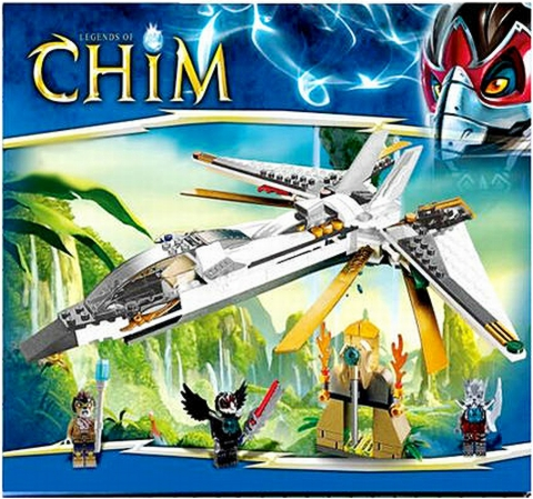 LEGO Legends of Chima Knock Off Set