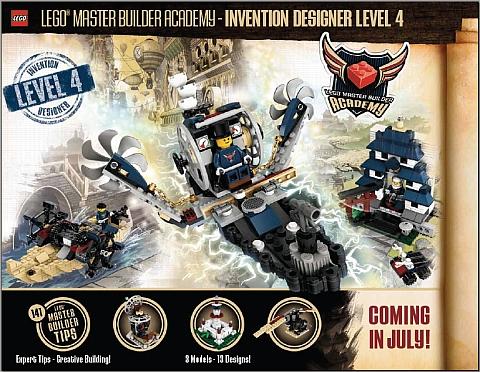 LEGO MBA Level 4 - Invention Designer